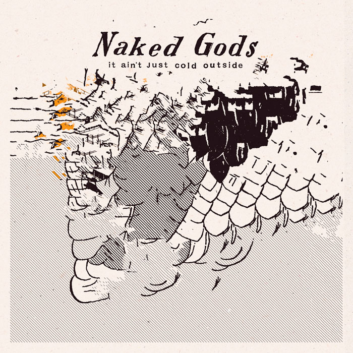 Naked Gods Album Cover